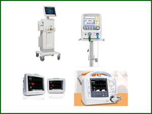 Hình ảnh nhóm sản phẩm Thiết bị hồi sức cấp cứu