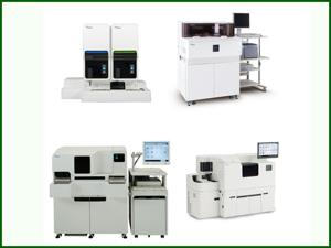 Hình ảnh nhóm sản phẩm Thiết bị chuyên khoa xét nghiệm