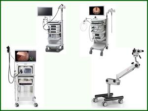 Hình ảnh nhóm sản phẩm Thiết bị nội soi chẩn đoán