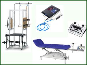 Hình ảnh nhóm sản phẩm Thiết bị PHCN - Vật lý trị liệu